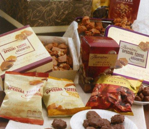 Future Looking Tasty For Thorntons Bradford Telegraph And