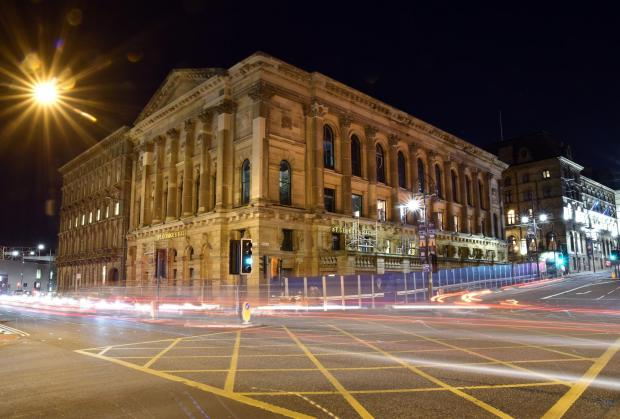 Bradford Telegraph and Argus: St George's Hall