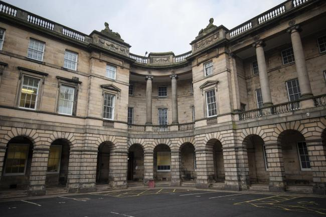The Court of Session in Edinburgh
