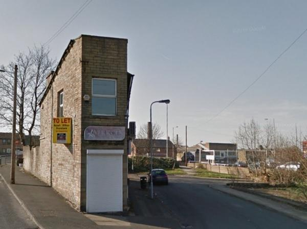The former office building on Parkside Road - image from Google Street View