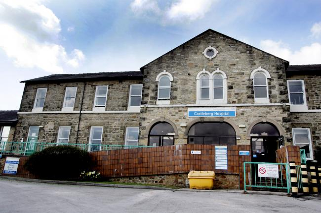 Castleberg Hospital, in Giggleswick