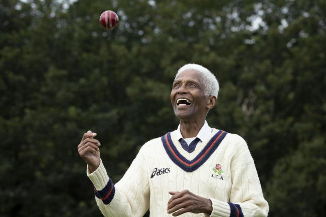 West Indies bowler Cecil Wright retires aged 85   Bradford
