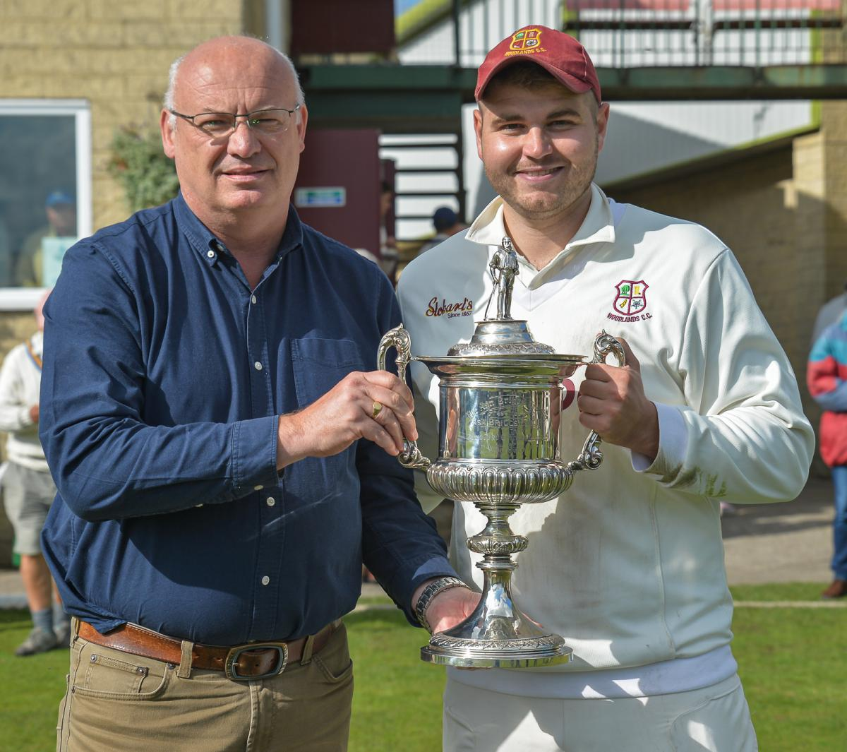 Shock as champions Woodlands suffer narrow defeat to Cleck