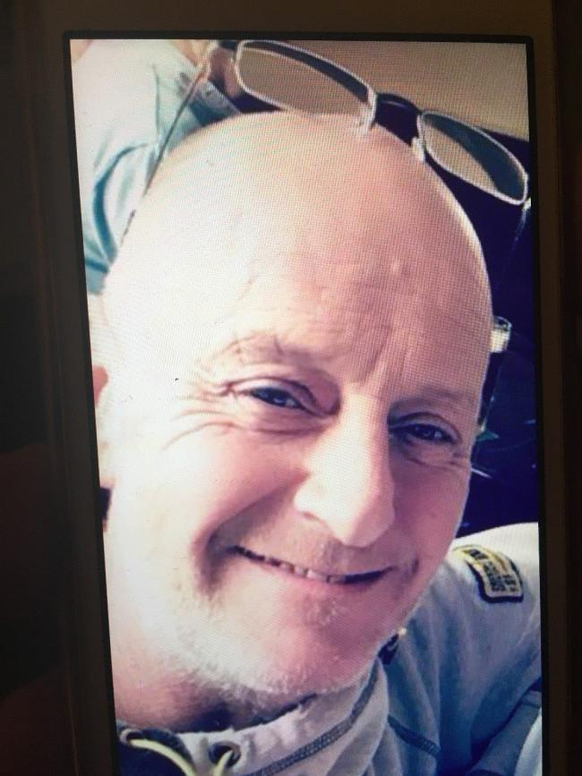 Police look to find missing 53-year-old Harvey Buckley