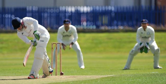 Cleckheaton stalwart John Wood played his last match in the Bradford League