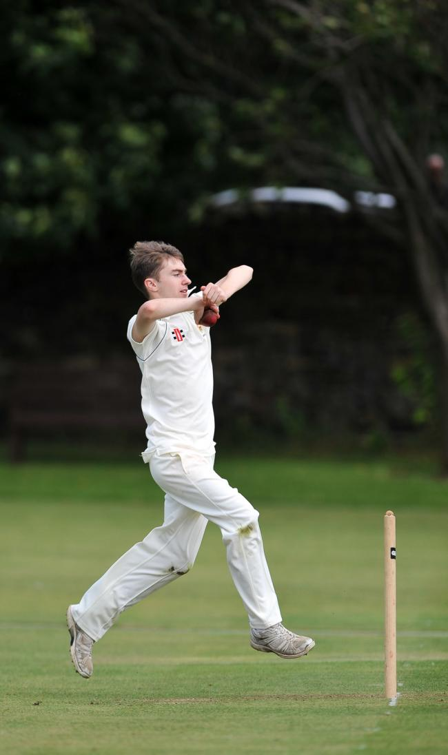 Silsden's Nick Firth scored 51 in his side's 52-run win over Riddlesden in Mewies Solicitors Craven & District League Division Three