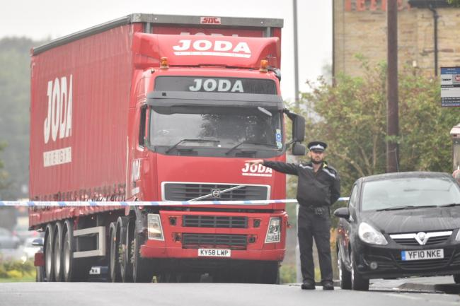 Joda lorry driver who died after Five Lane Ends incident