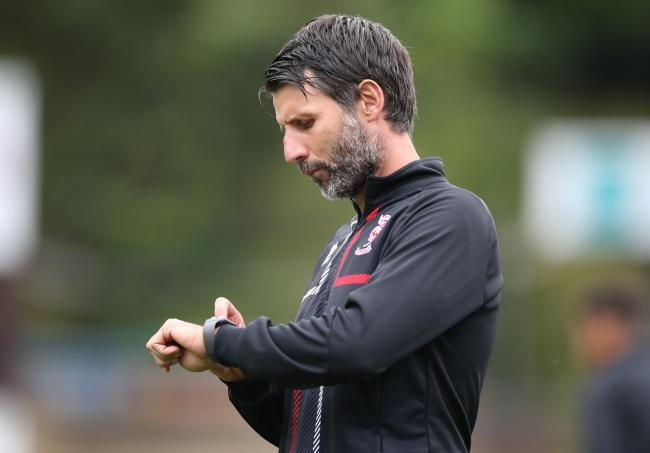 Danny Cowley has called time on his Lincoln career to join Huddersfield   Picture: Andrew Matthews/PA Wire