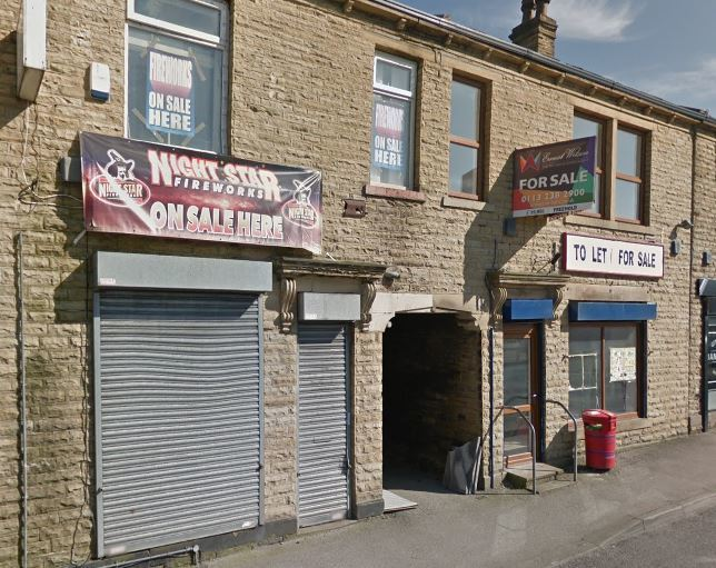 Manchester Road takeaway plan submitted to Bradford Council