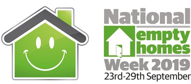 National Empty Homes Week logo