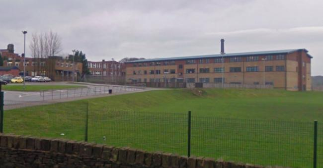 Queensbury Academy. Picture: Google Streetview