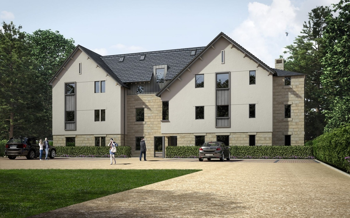 Ilkley Conservation Area building to be demolished and replaced with apartments