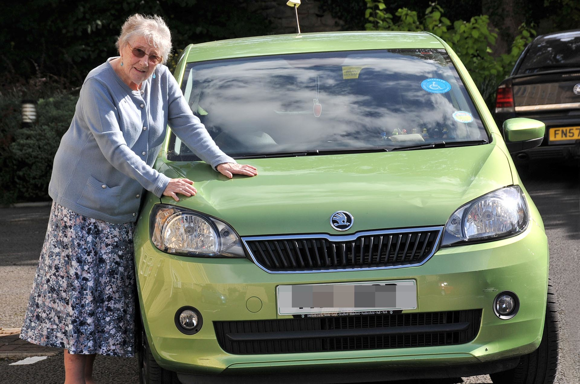 Car deal trauma for great-granny