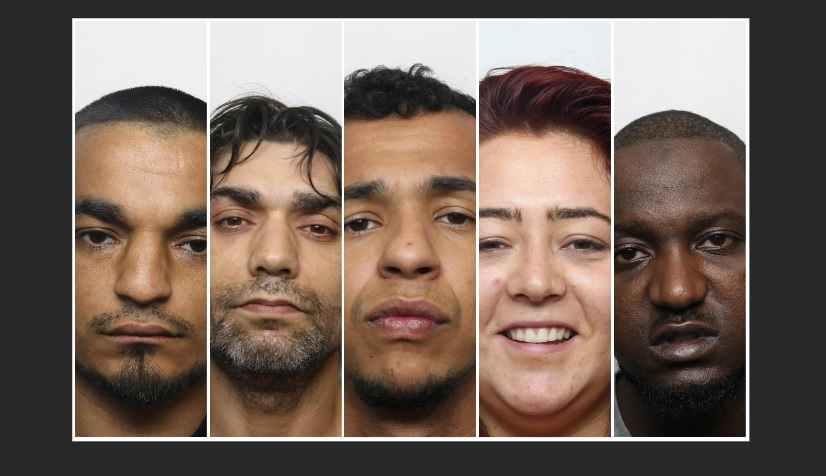 JAILED THIS WEEK: Here's who was locked up in Bradford