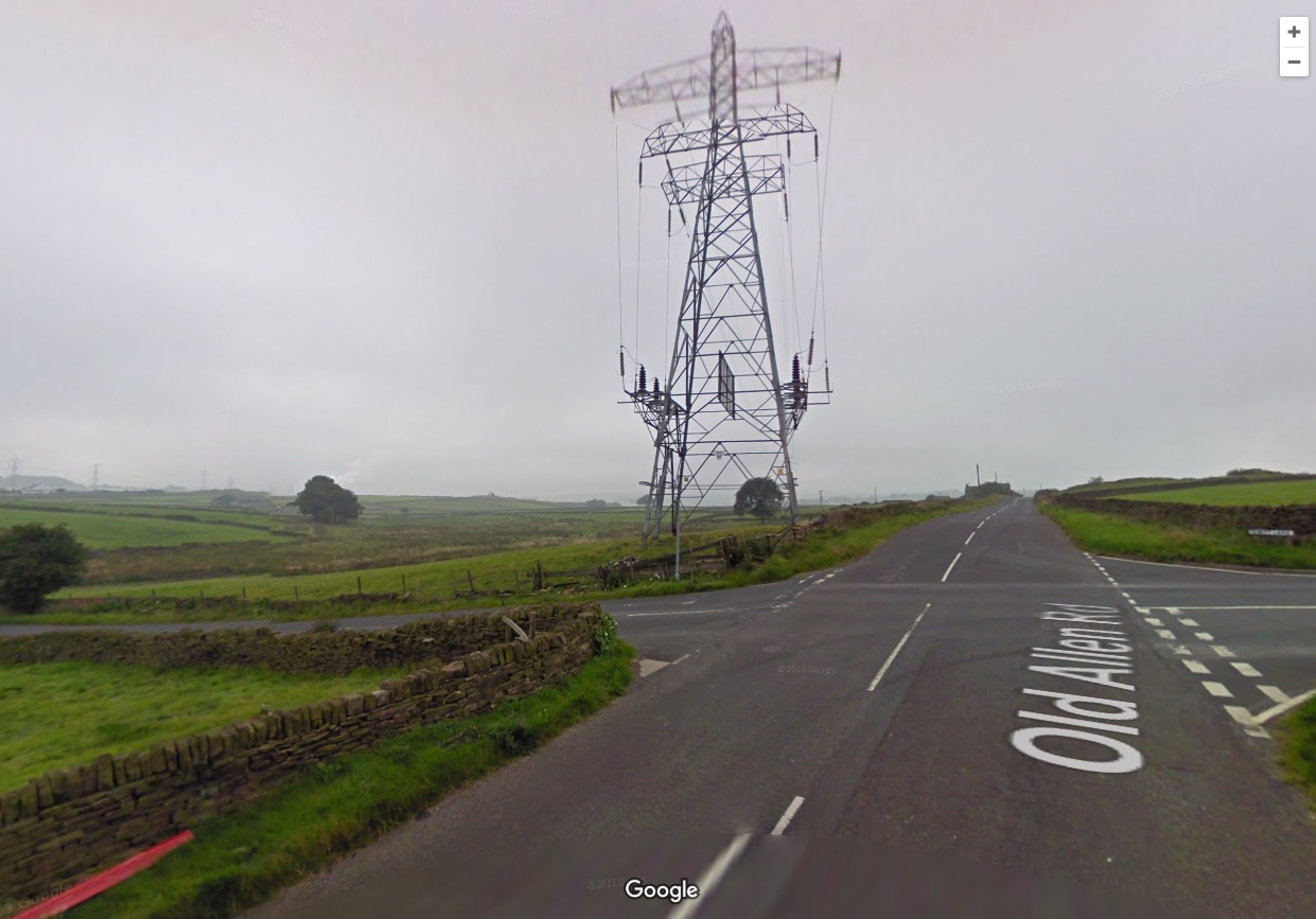 Denholme collision hurts man as West Yorkshire Police make appeal