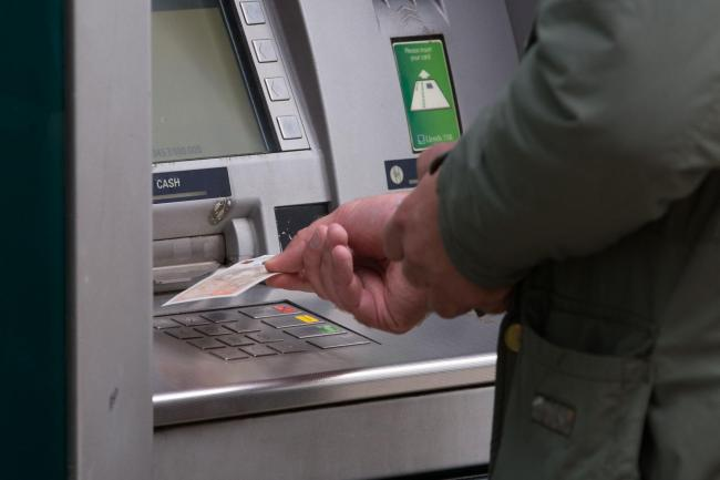 COSTLY: Free-to-use cash machines are vanishing more quickly in deprived areas than in affluent ones, according to consumer campaigners
