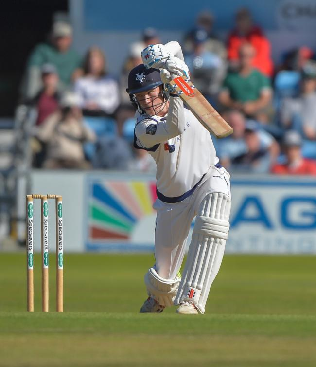 Tom Kohler-Cadmore has signed a new contract with Yorkshire Picture: Ray Spencer