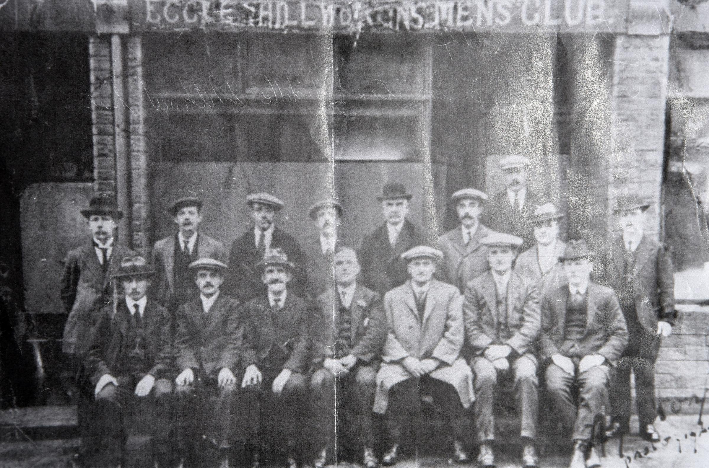 Eccleshill Working Men's Club at heart of community for over a century