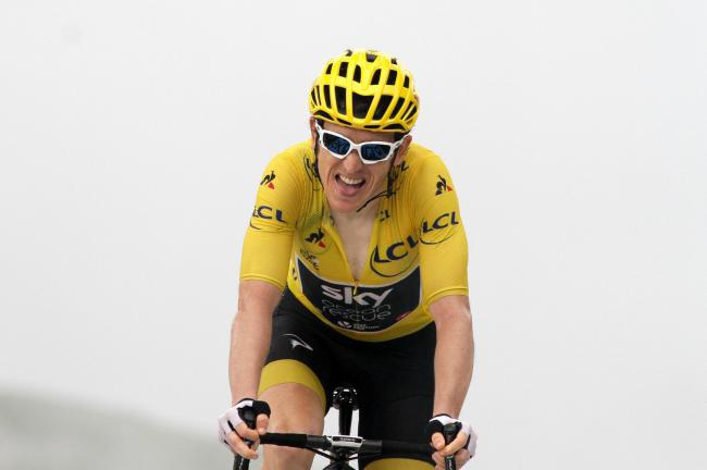 Geraint Thomas will lead Great Britain in the UCI Road World Championships    Picture: Colin Flockton/PA Wire