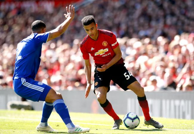Manchester United's Mason Greenwood was the hero in his side's Europa League victory last night