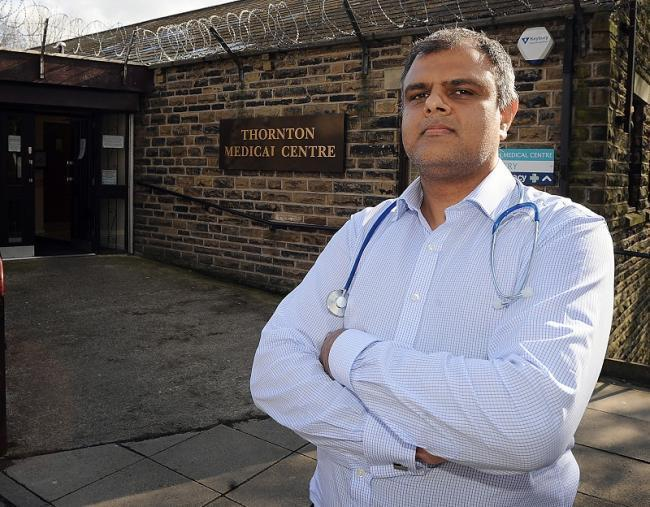 Doctor fails in bid to sue police over arrest
