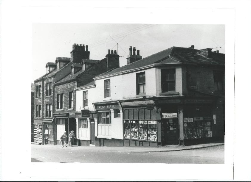 Bradford's Olive Branch pub