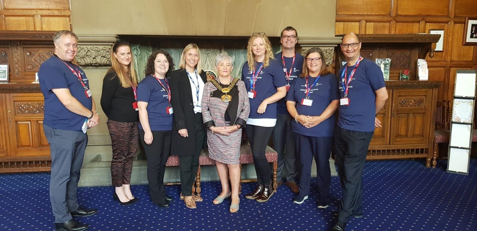 Bradford Council hosts civil service careers event