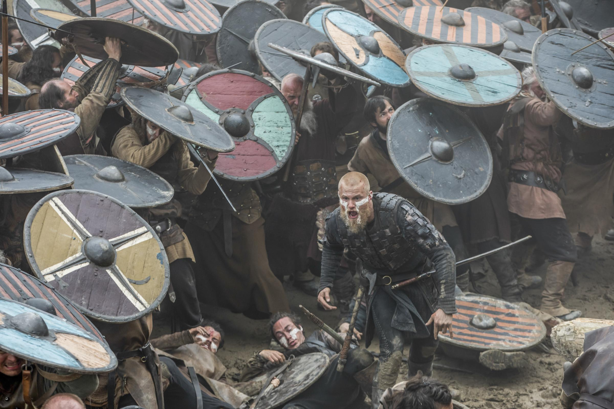 Writer of TV's Vikings and The Tudors on how Bradford teacher shaped his career