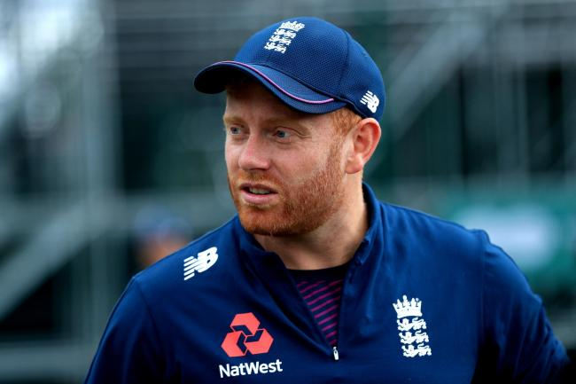 Jonny Bairstow is set to make his return for the final two Tests of the India series in Ahmedabad Picture: Simon Cooper/PA Wire