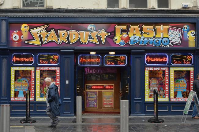 Will cashless mean the end of amusement arcades? Picture: christinsleyphotography