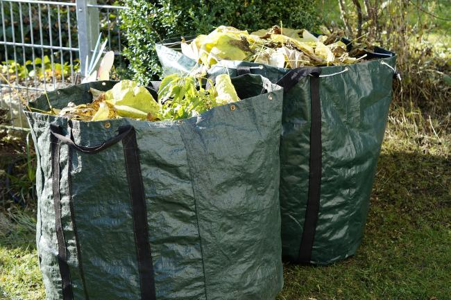 Garden waste service charge is a fair one, says council. Picture: Pixabay