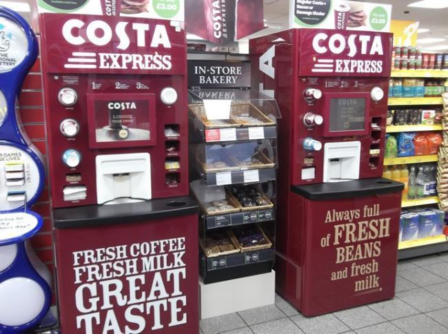 30 Places In Bradford Giving Away Free Costa Coffee Today