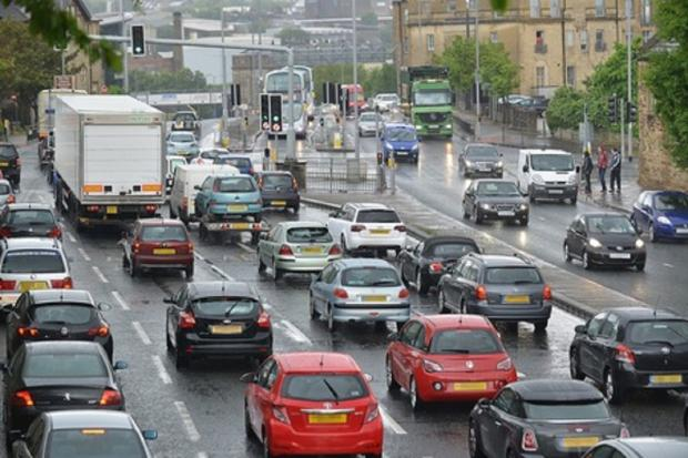 Bradford Telegraph and Argus: Philip Davies says Shipley is one of the most congested parts of the UK