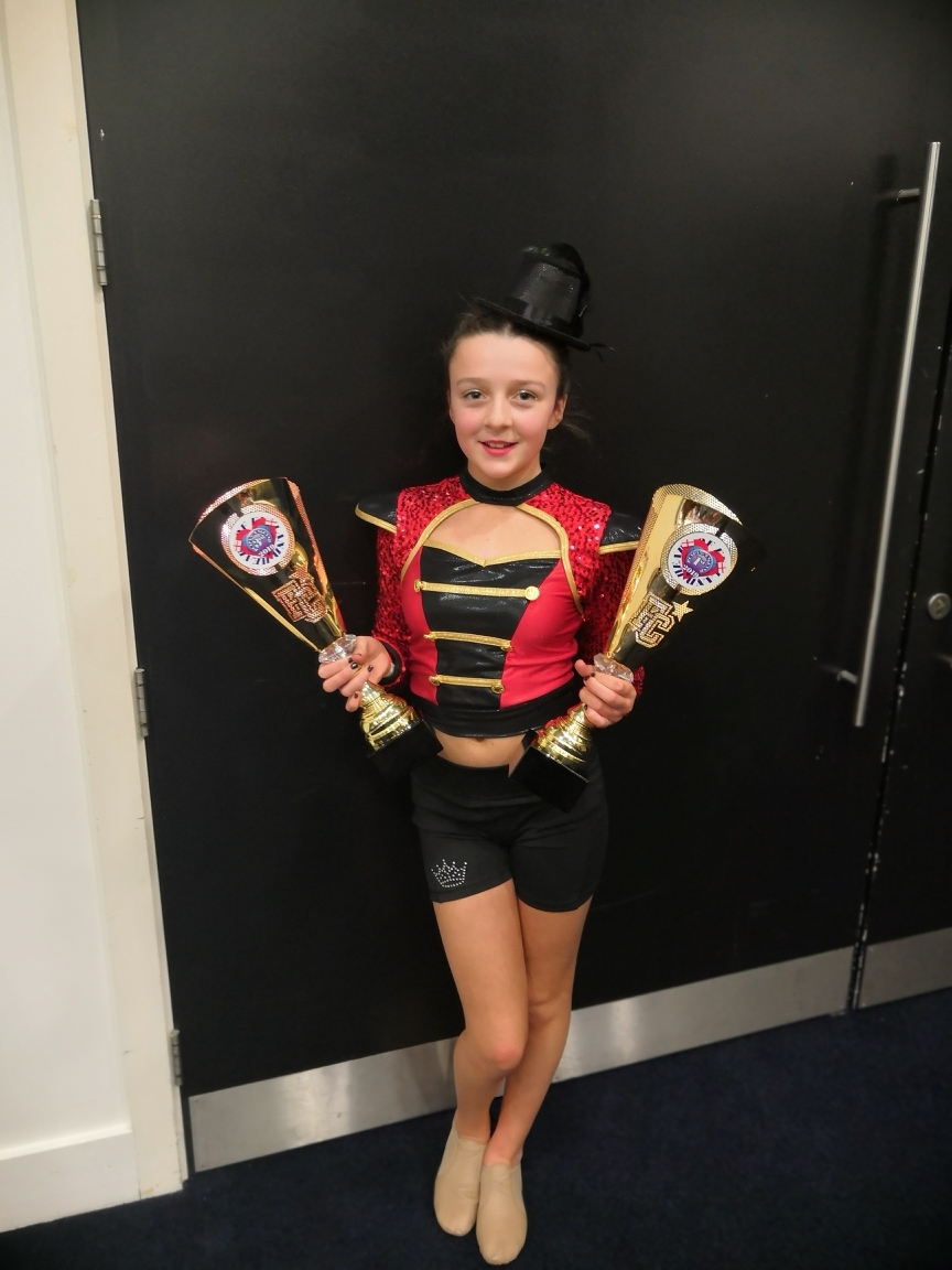 Yorkshire Martyrs' Denby McGinty to cheer at world championships in Orlando