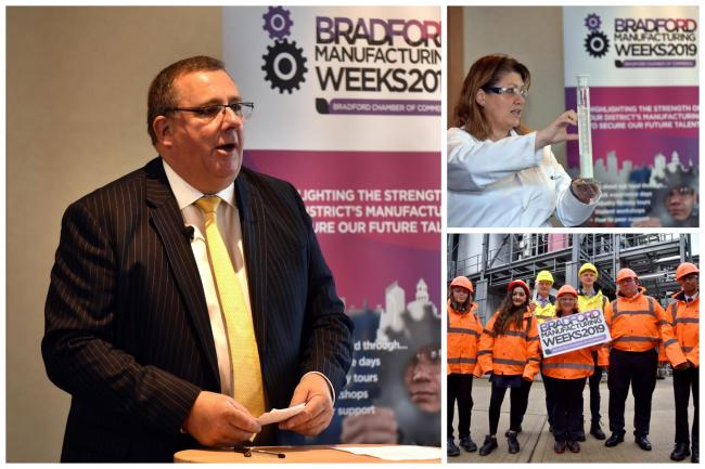 Bradford Manufacturing Weeks 2019 begins