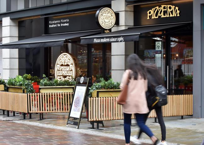 Pizza Express Hires Financial Advisers Ahead Of Crunch Talks