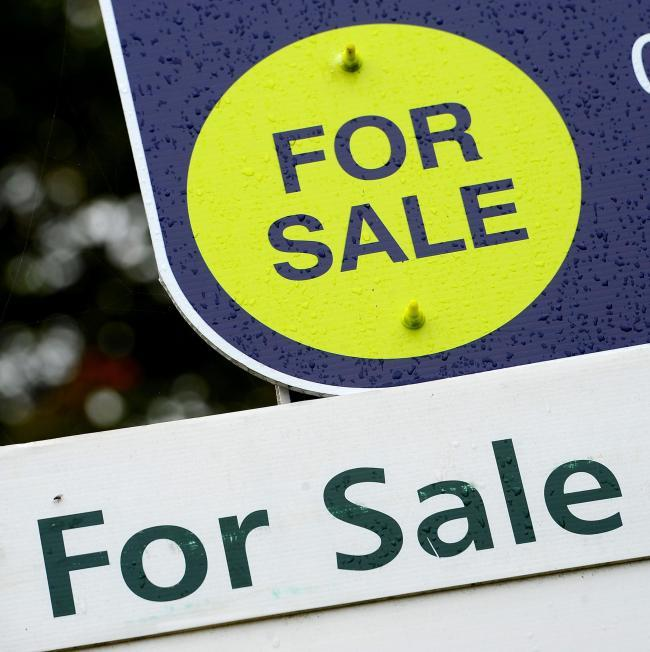 House price value rise