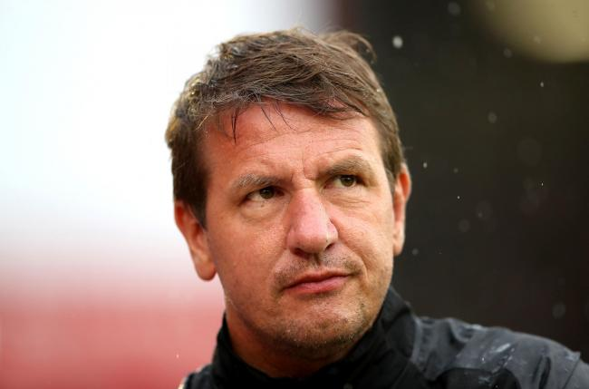 Daniel Stendel has left Barnsley after a 10-game winless run   Picture: Tim Goode/PA Wire