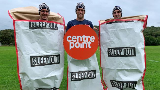 Sleep Out Returns to Bradford for Centrepoint's 50th anniversary