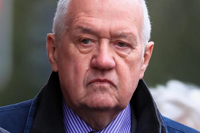 David Duckenfield