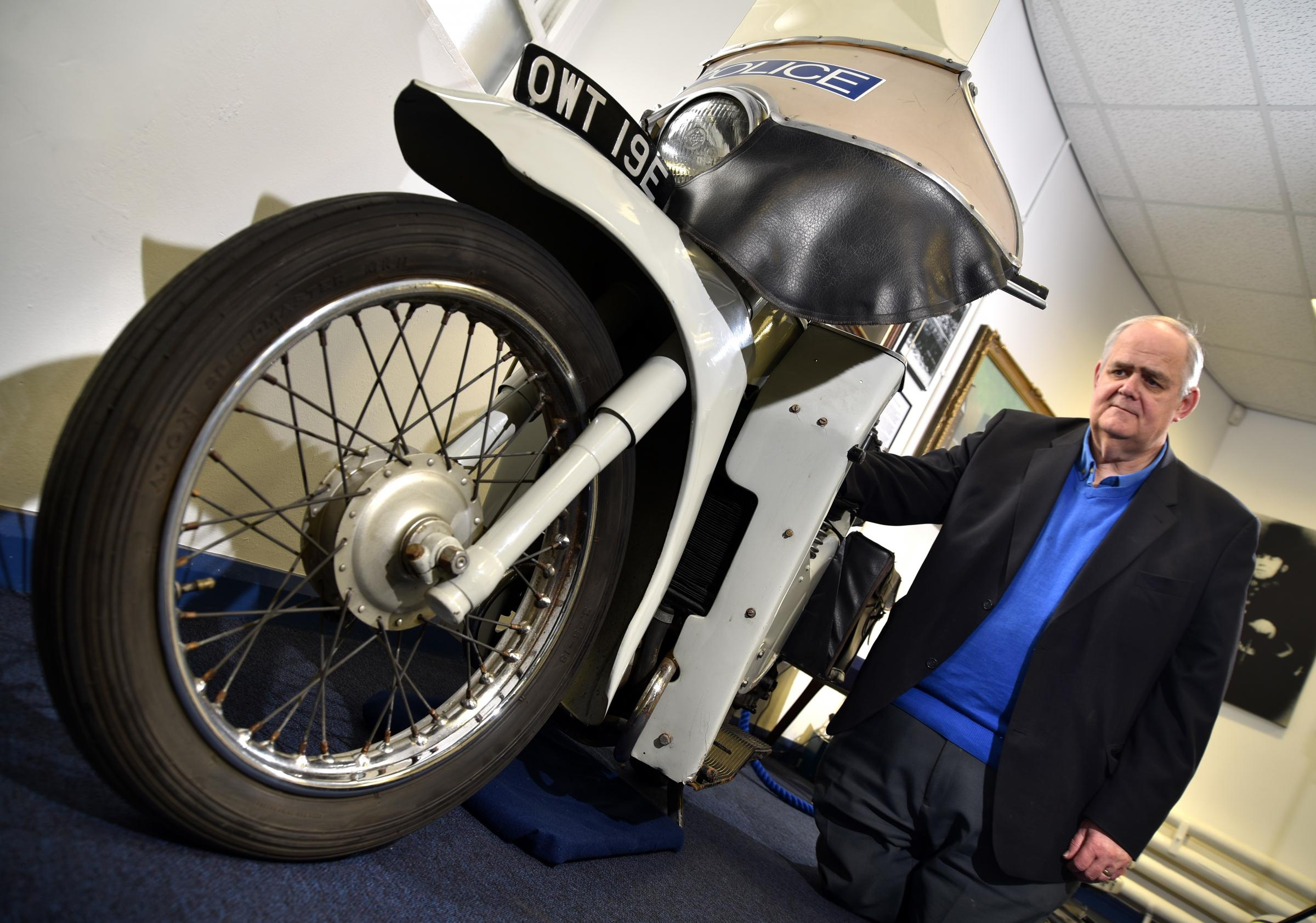 Bradford Police Museum wants volunteers to look after its vintage vehicles and lead tours of old cells