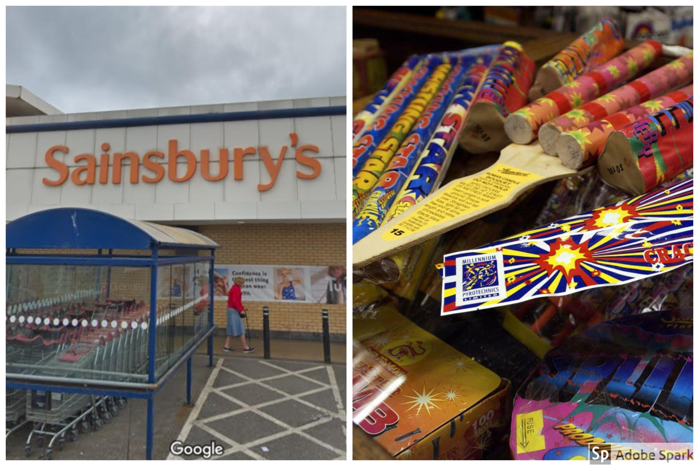 Sainsbury's firework ban applauded by Bradford campaigners - but should other supermarkets do the same?