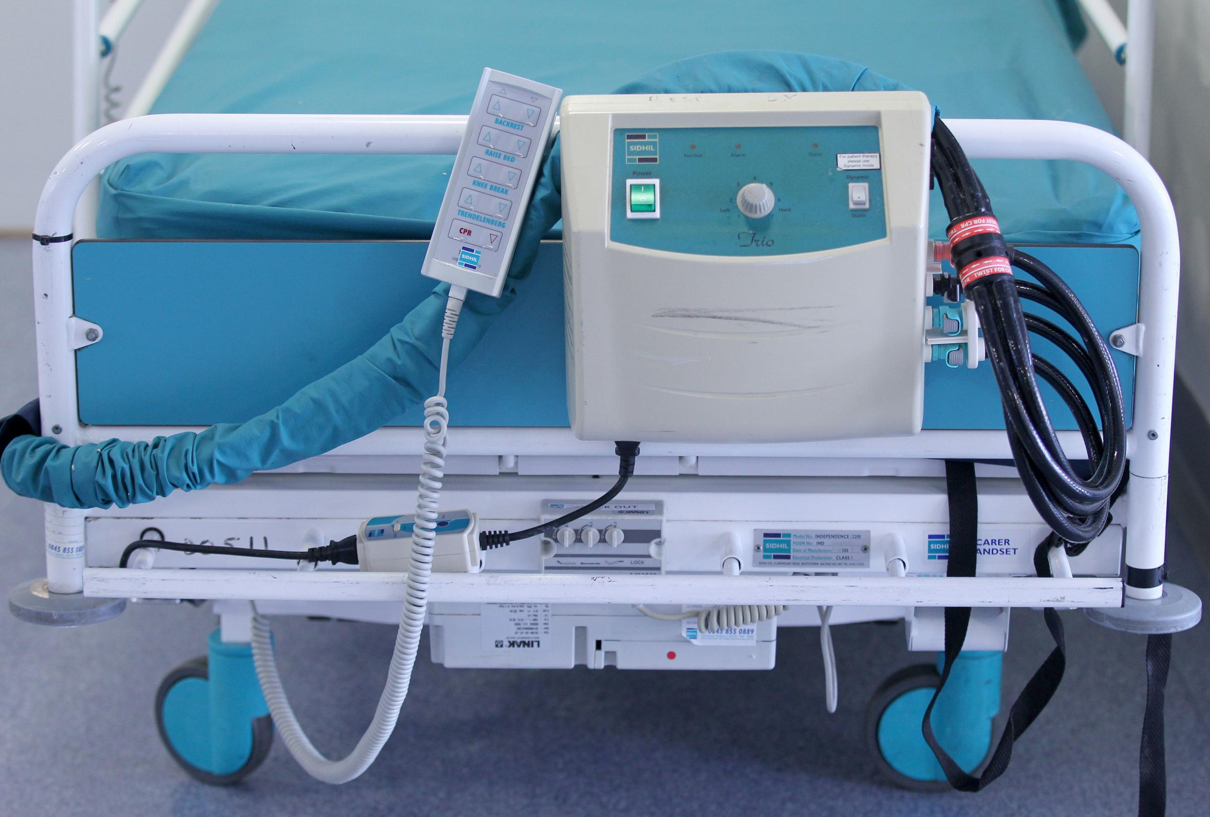 Patients fit to be discharged block 11 beds each day at Bradford Teaching Hospitals Trust
