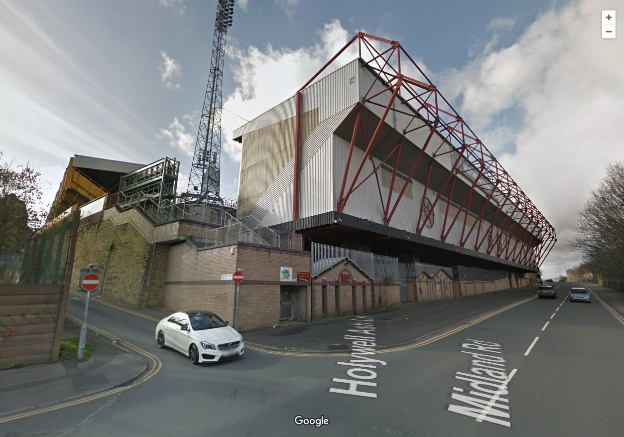 Valley Parade parking fines from Bradford-Crawley game cancelled