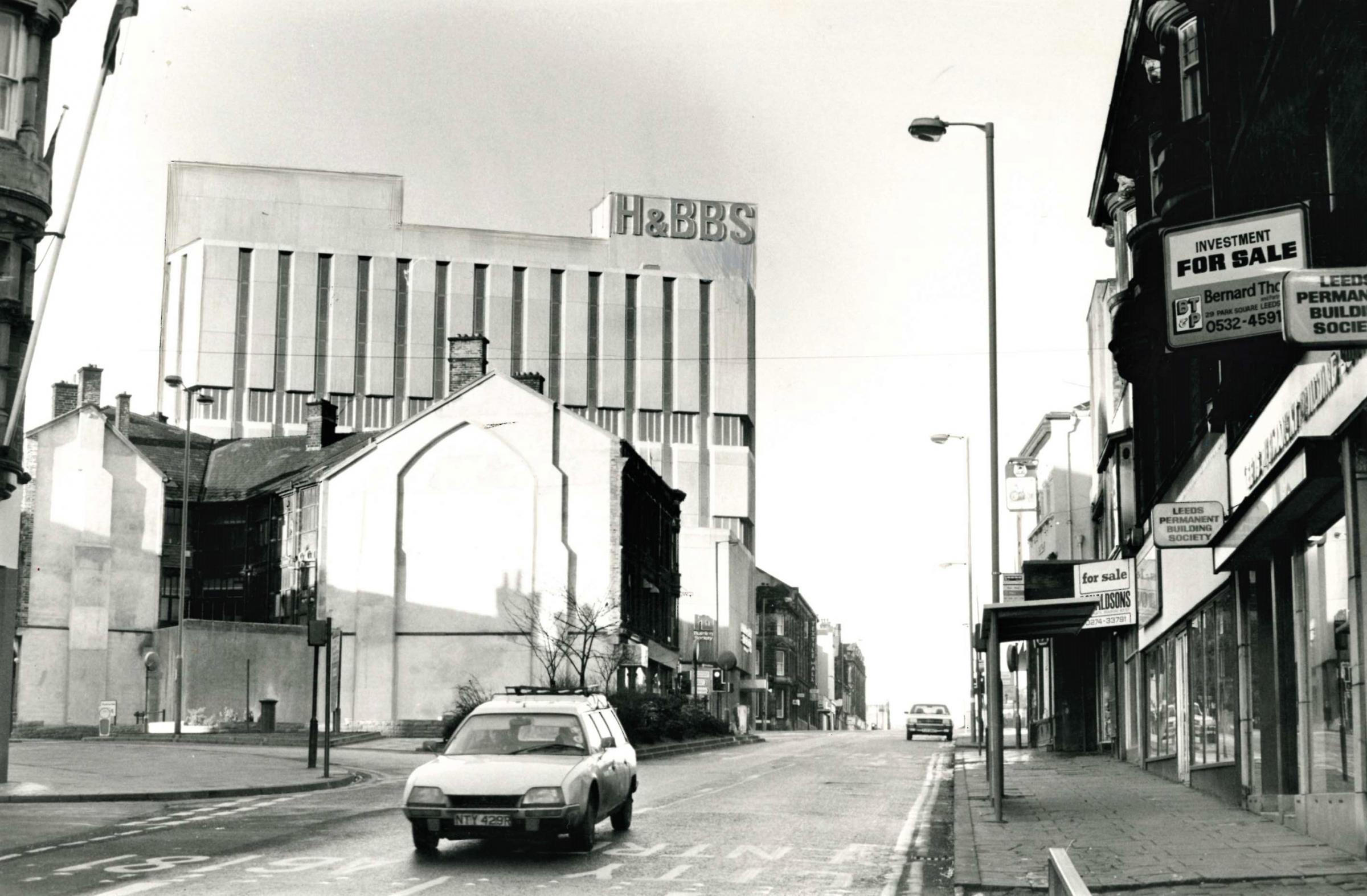 The sad demise of Bradford's Westgate