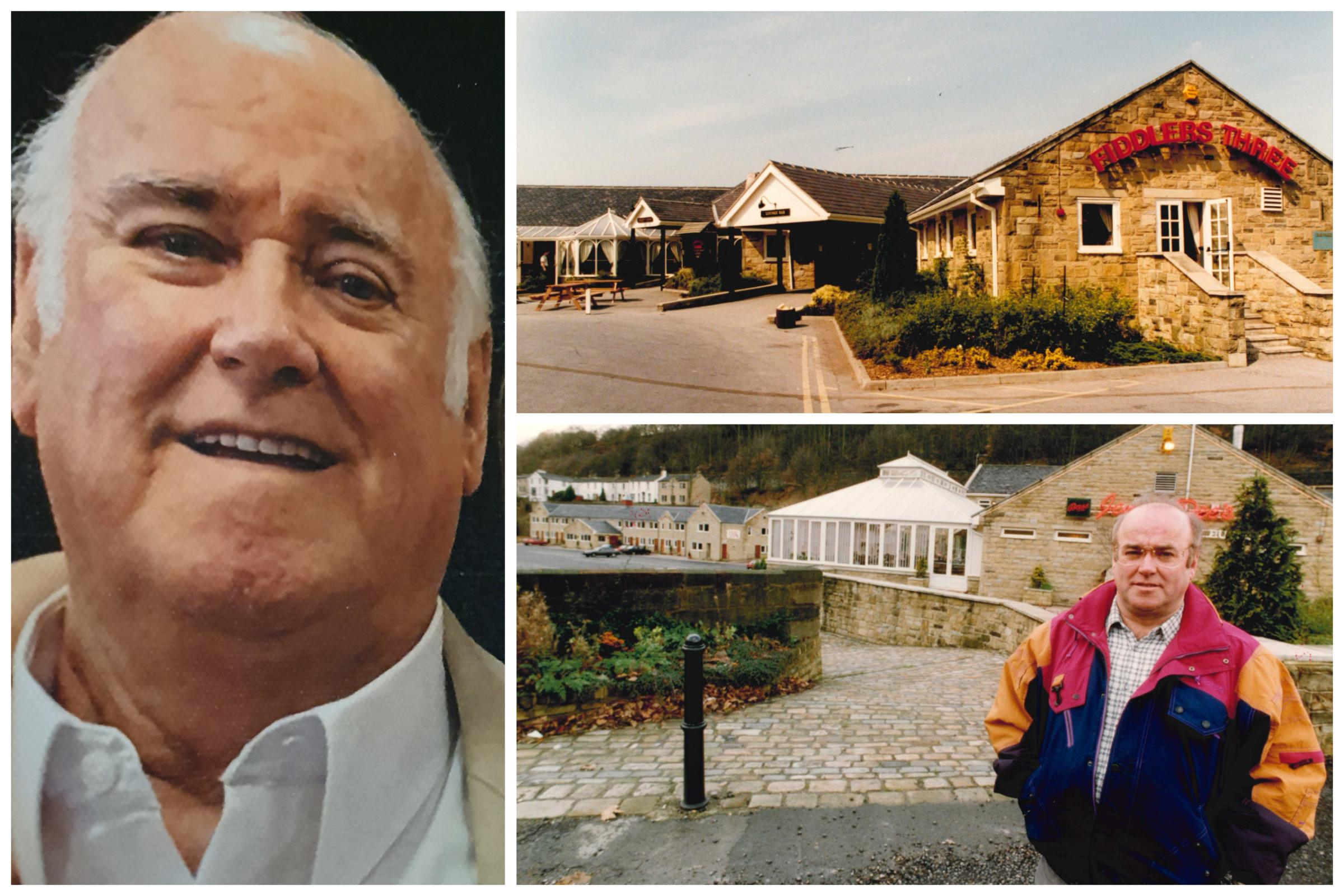 Tributes paid to Bradford pub tycoon Chris Delaney after his death