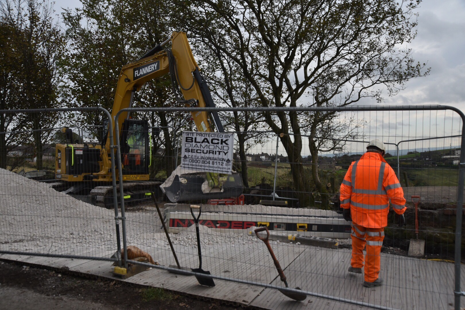 Emergency works begin at Queensbury Tunnel amid safety fears