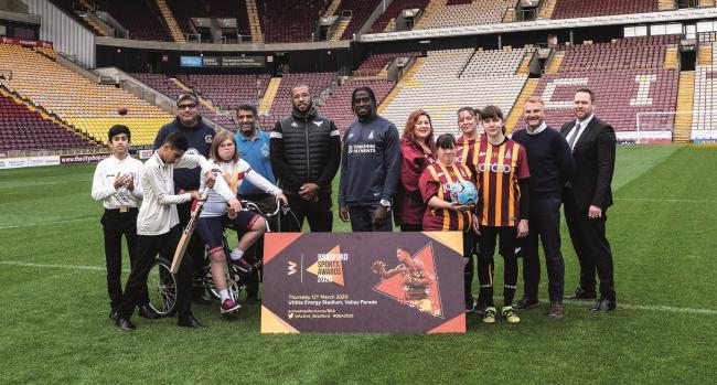The 2020 Bradford Sports Awards were launched at Valley Parade in October - the closing date for nominees is this weekend