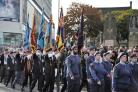 Bradford Remembrance Day.