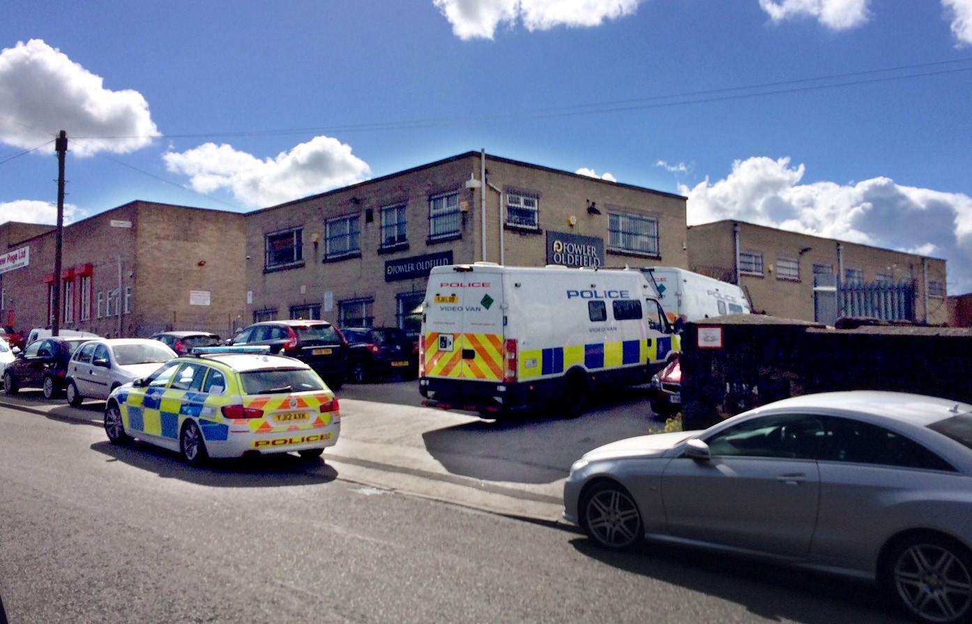 Four delivered £2m in cash to Bradford gold dealer